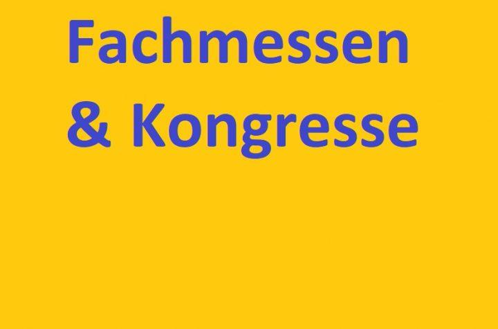 Fachmessen & Kongresse
