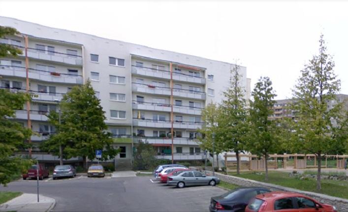 Plattenbau Leipzig-Grünau