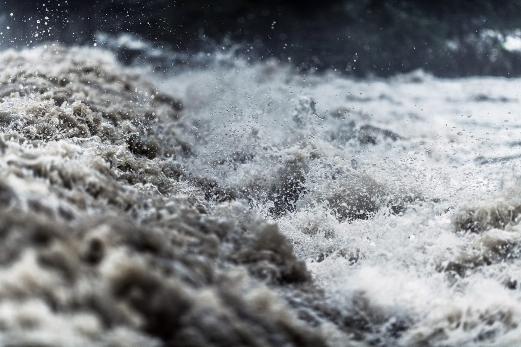 Flash Flood Water