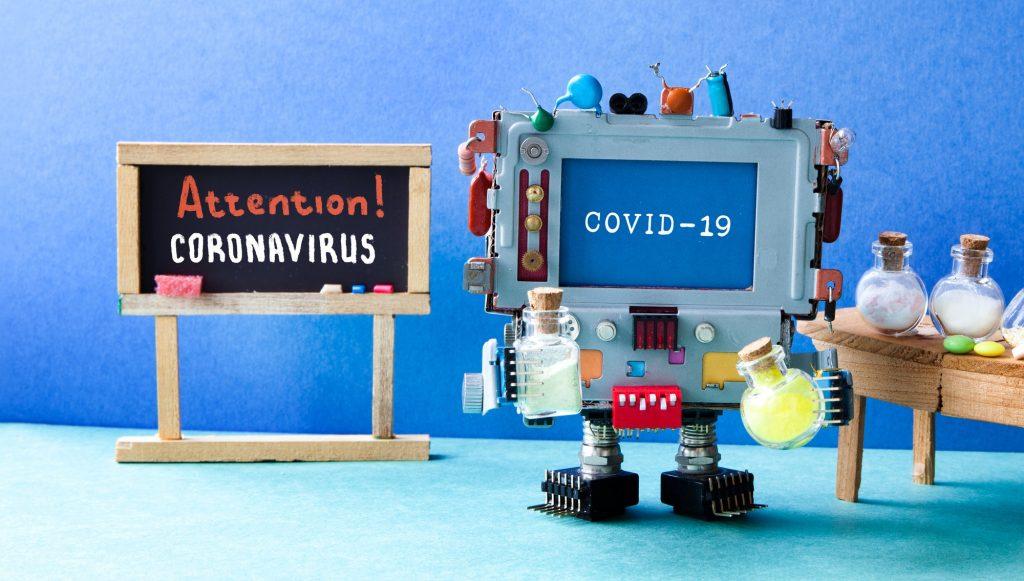 Attention coronavirus COVID 19