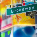 Theater am New Yorker Broadway öffnen im September 2021