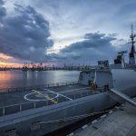Die Deutsche Marine hat einen neuen Befehlshaber
